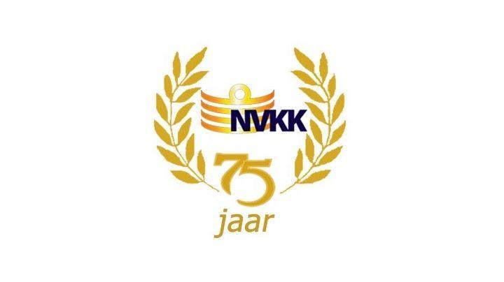 NVKK viert 75-jarig jubileum.
