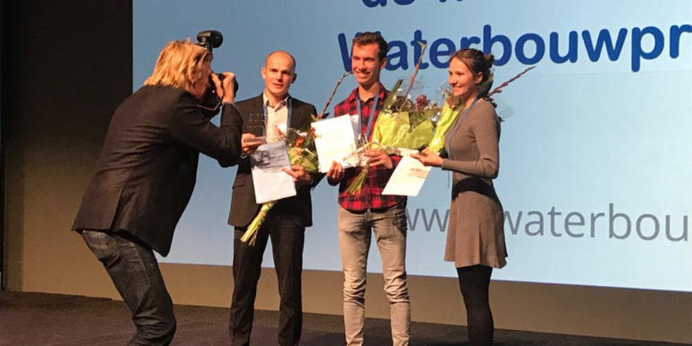 Winnaars Waterbouwprijs 2019