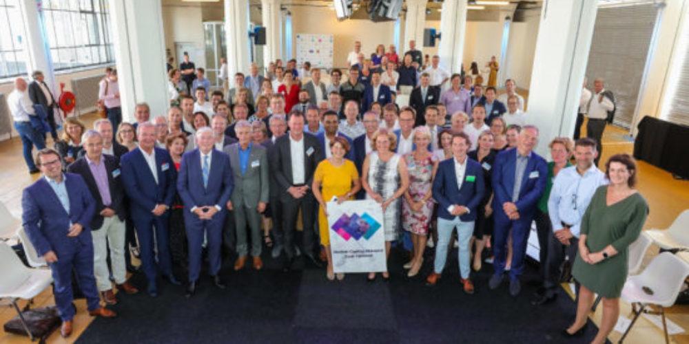 Bedrijfsleven, onderwijs en overheid sluiten akkoord voor verbeteren arbeidsmarkt Zuid-Holland