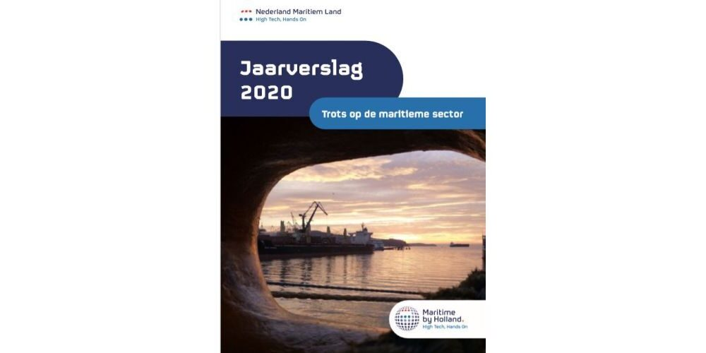 Nederland Maritiem Land jaarverslag 2020 beschikbaar