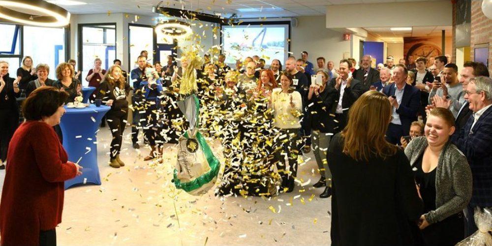Feestelijke opening simulatorencentrum Harlingen