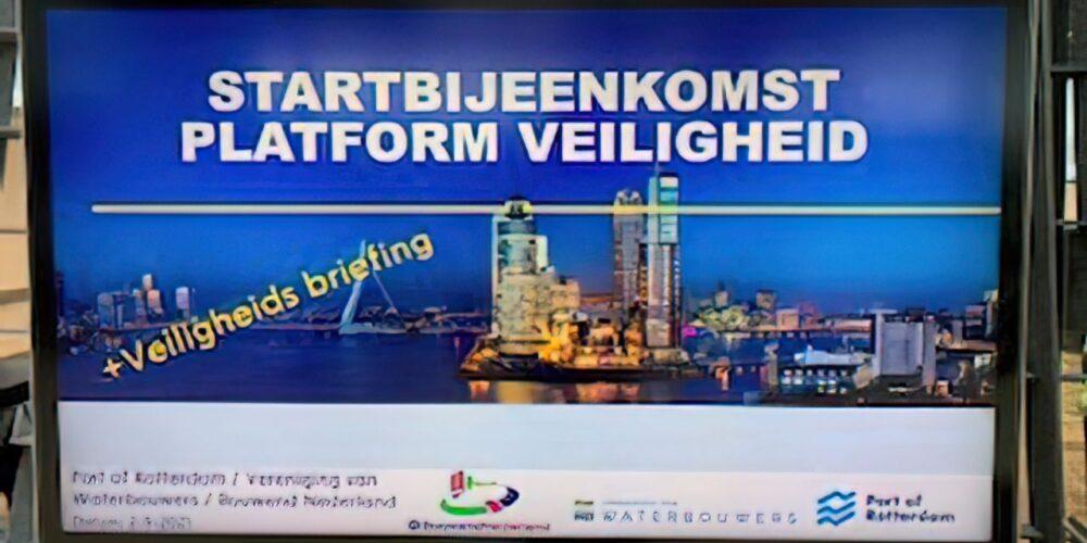 Platform Veiligheid deelt best practices