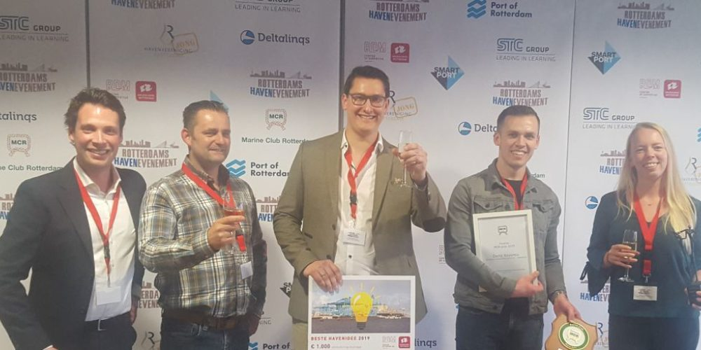 Winnaars Rotterdams Havenevenement 2019 bekend
