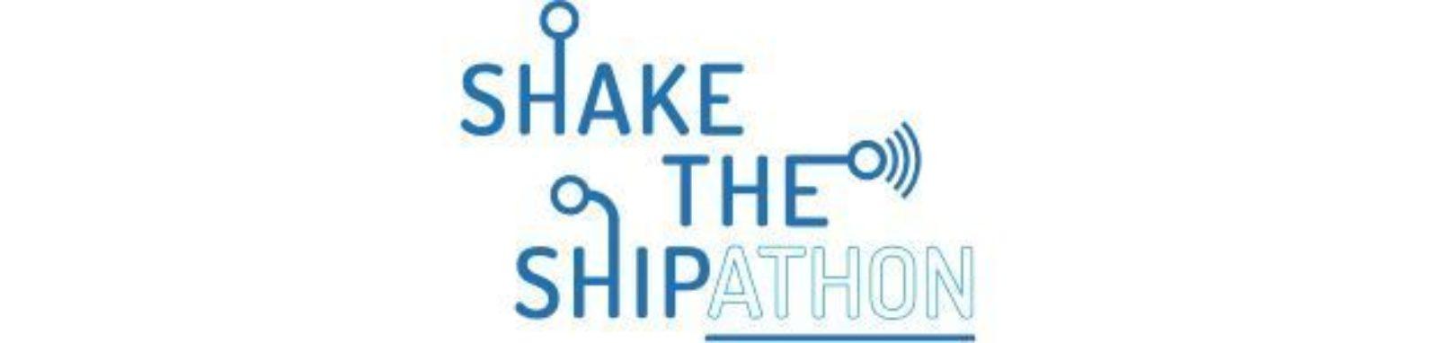 Nmt shake the shipathon logo
