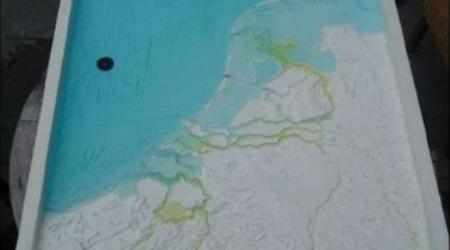 Lancering vernieuwde 3D Waterkaart van Nederland