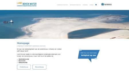 Nieuwe lesmodules Waterbouw.NL gelanceerd
