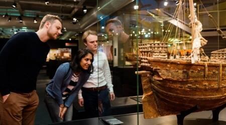 """Maritiem Museum - """"De stem van de zeevarenden"""""""