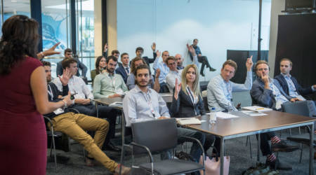 Young Professional Hub bij Offshore Energy