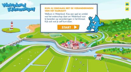 Nieuwe online game over klimaatverandering voor groep 7 en 8