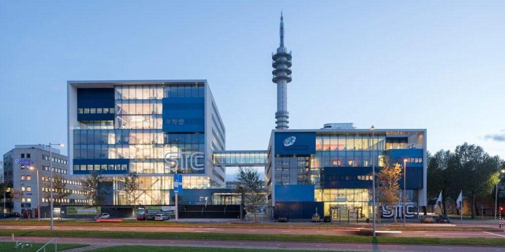 STC neemt nieuw gebouw in gebruik