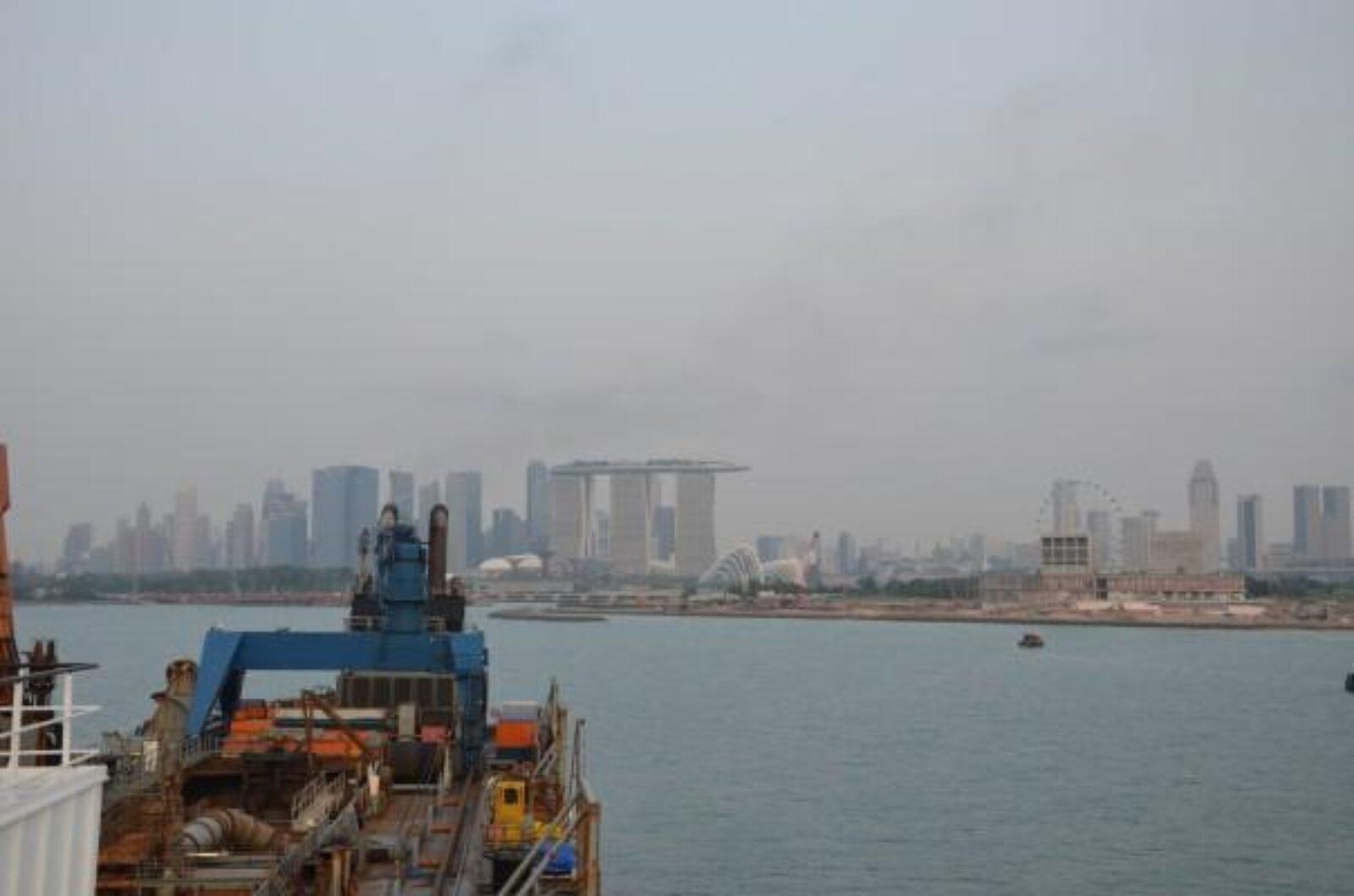 Daan Vd Berg Singapore