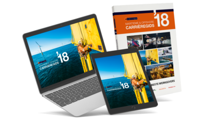 Maritieme & Offshore Carrièregids 2018 nu beschikbaar