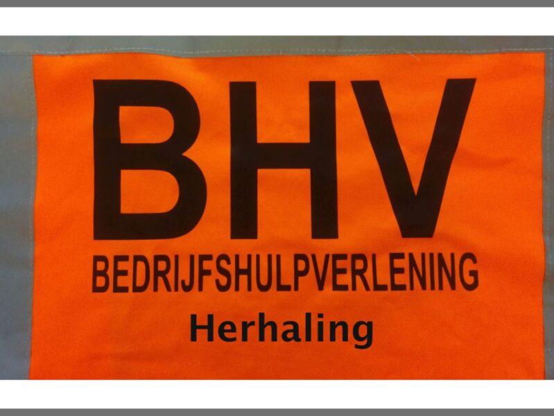 Bedrijfshulpverlening / BHV / herhaling