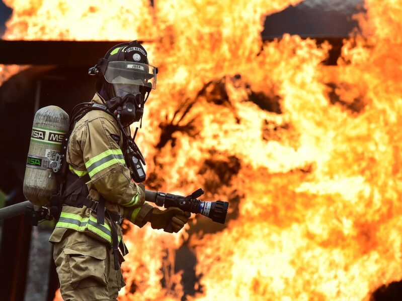 Advanced Firefighting (STCW)*