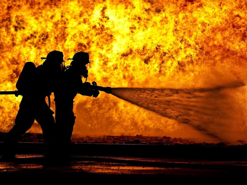 Advanced Fire Fighting Herhaling (STCW)*