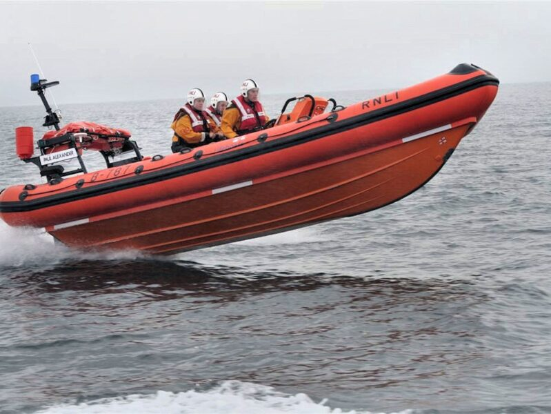Proficiency in Survival Craft and Rescue Boats (STCW)*